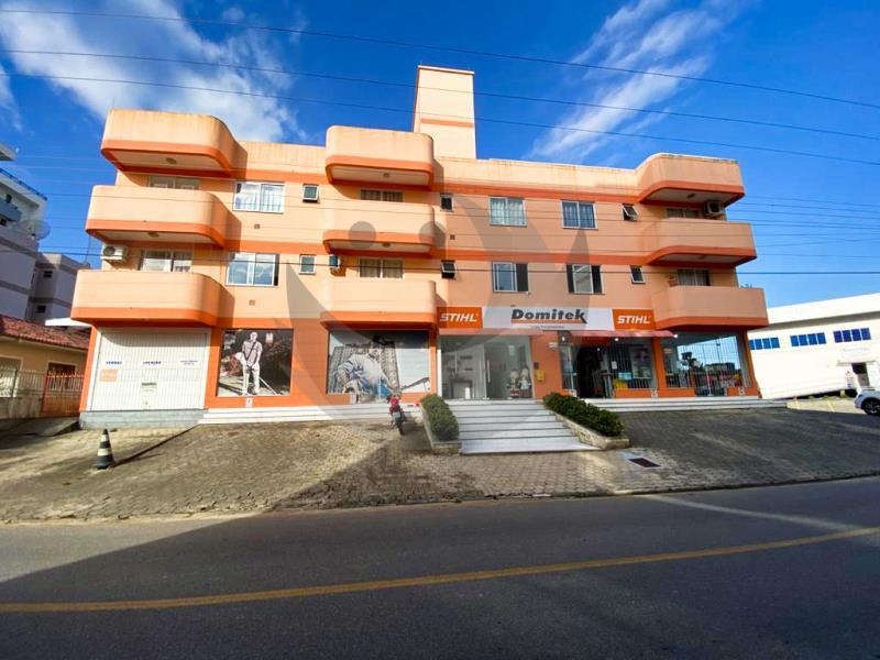 Apartamento Código 158 para alugar no bairro Centro na cidade de Santo Amaro da Imperatriz Condominio