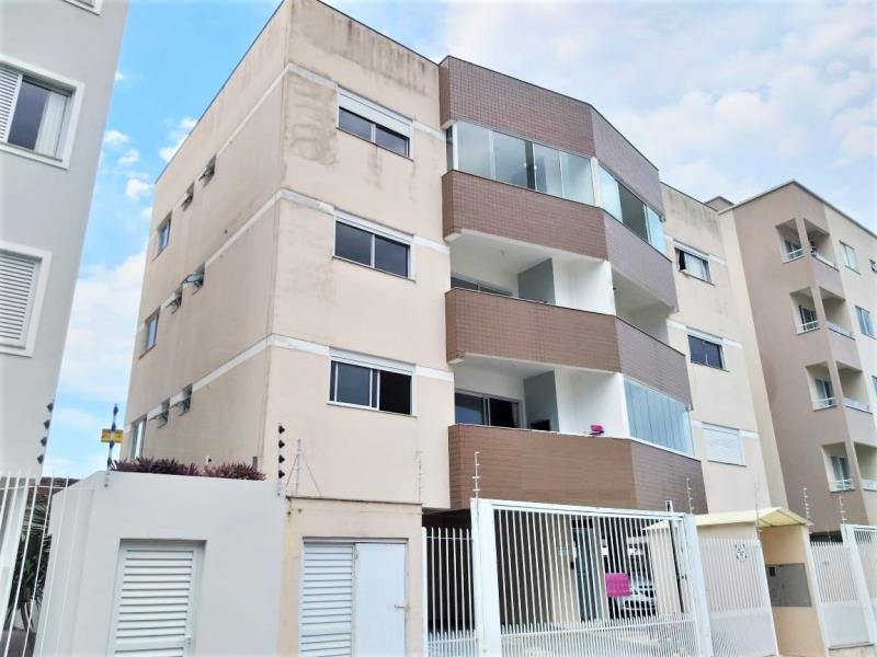 Apartamento Código 239 para alugar no bairro Centro na cidade de Palhoça Condominio residencial dona francisca