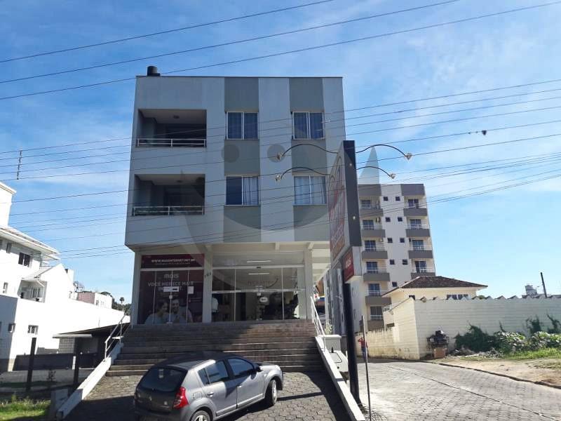 Apartamento Código 245 para alugar no bairro Centro na cidade de Santo Amaro da Imperatriz Condominio