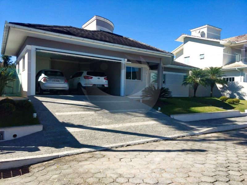 Casa Código 1150 a Venda no bairro Vila Becker na cidade de Santo Amaro da Imperatriz Condominio