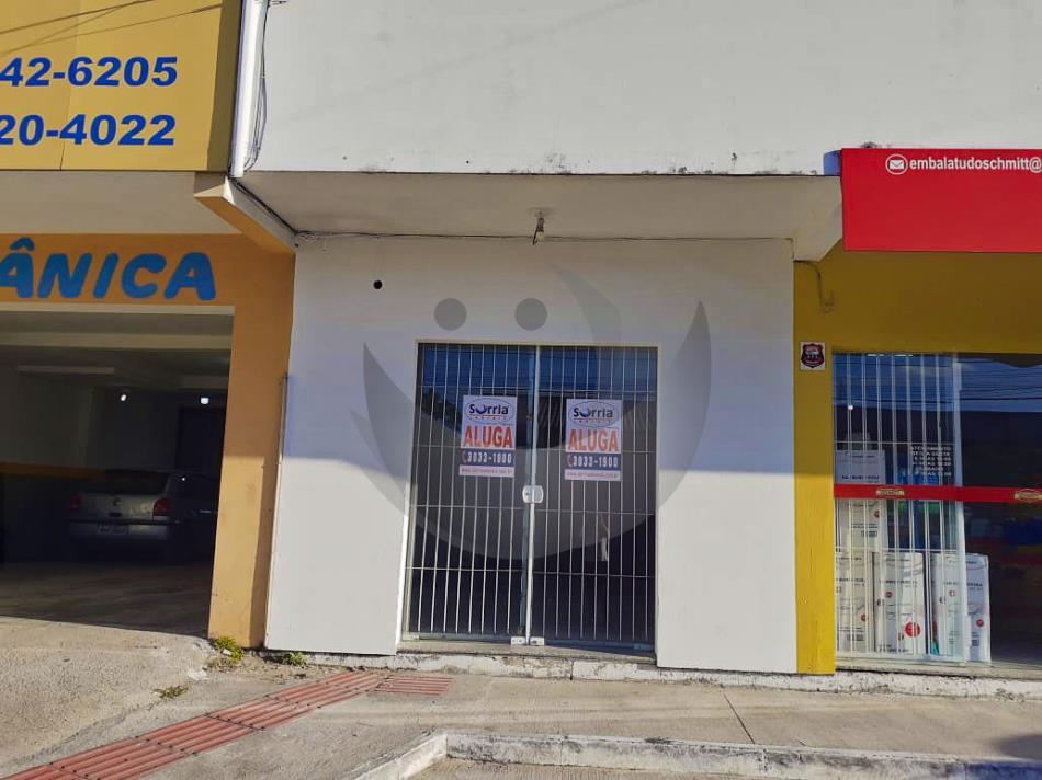 Sala Código 1208 para alugar no bairro Centro na cidade de Palhoça Condominio
