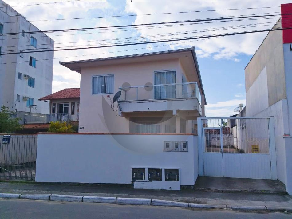 Apartamento Código 1219 para alugar no bairro Centro na cidade de Palhoça Condominio