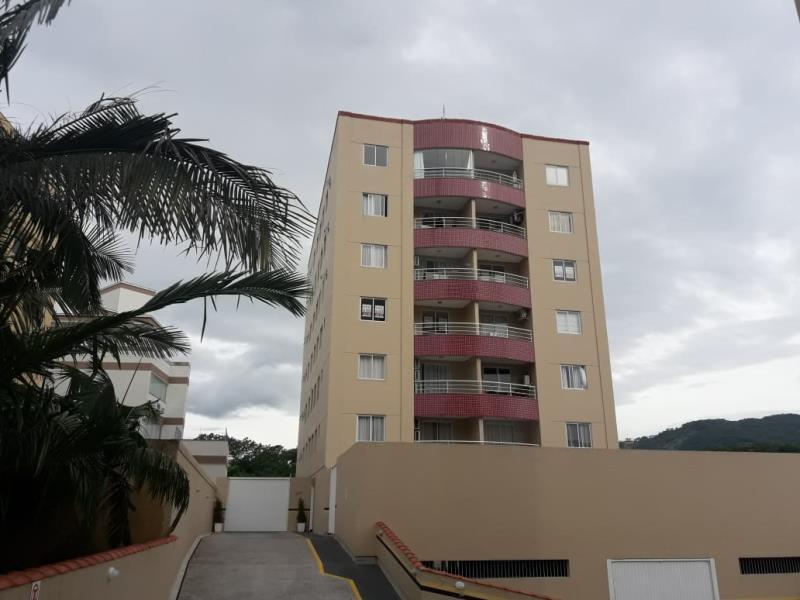 Apartamento Código 1491 para alugar no bairro Centro na cidade de Santo Amaro da Imperatriz Condominio  lenir besen