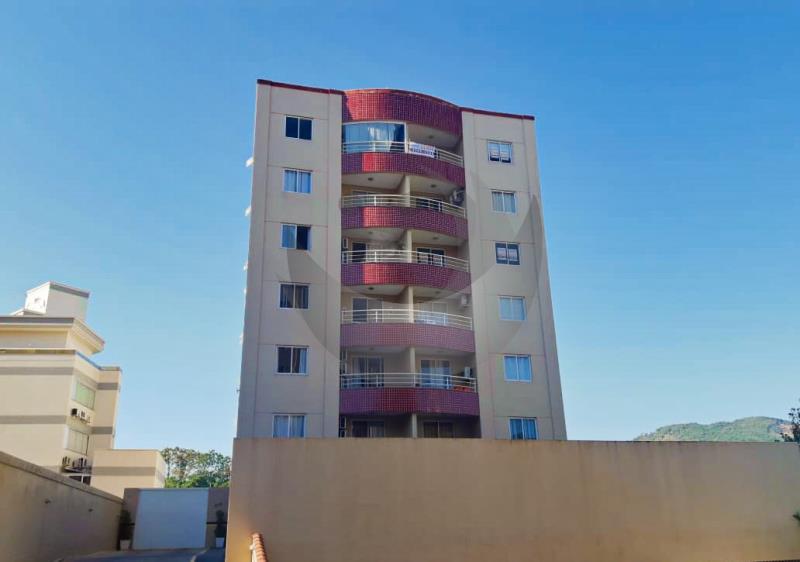 Apartamento Código 1491 para alugar no bairro Centro na cidade de Santo Amaro da Imperatriz Condominio residencial lenir besen