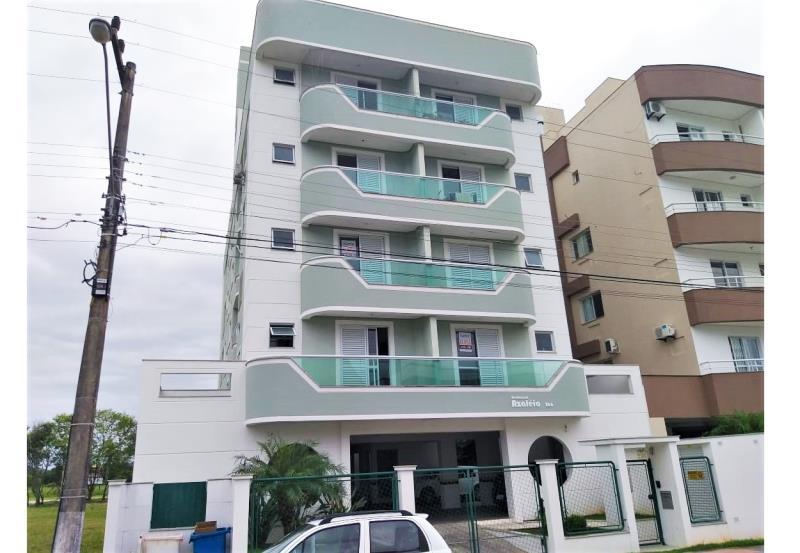 Apartamento Código 1530 para alugar no bairro Cidade Universitária Pedra Branca na cidade de Palhoça Condominio residencial azaléia