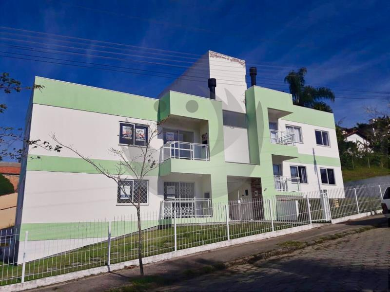 Apartamento Código 1552 para alugar no bairro São Francisco na cidade de Santo Amaro da Imperatriz Condominio residencial concordia