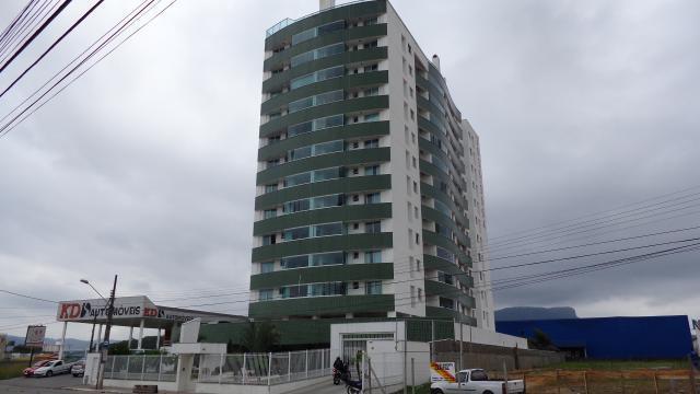 Apartamento Código 1643 a Venda no bairro Ponte do Imaruim na cidade de Palhoça Condominio residencial suiça matterhorn