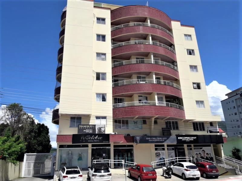 Apartamento Código 1749 para alugar no bairro Centro na cidade de Santo Amaro da Imperatriz Condominio residencial elmo