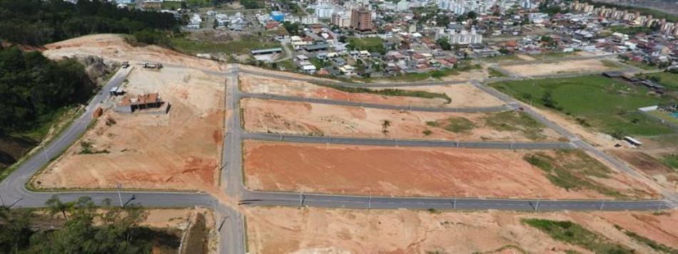 Terreno Código 1950 a Venda no bairro São Sebastião na cidade de Palhoça Condominio loteamento green village