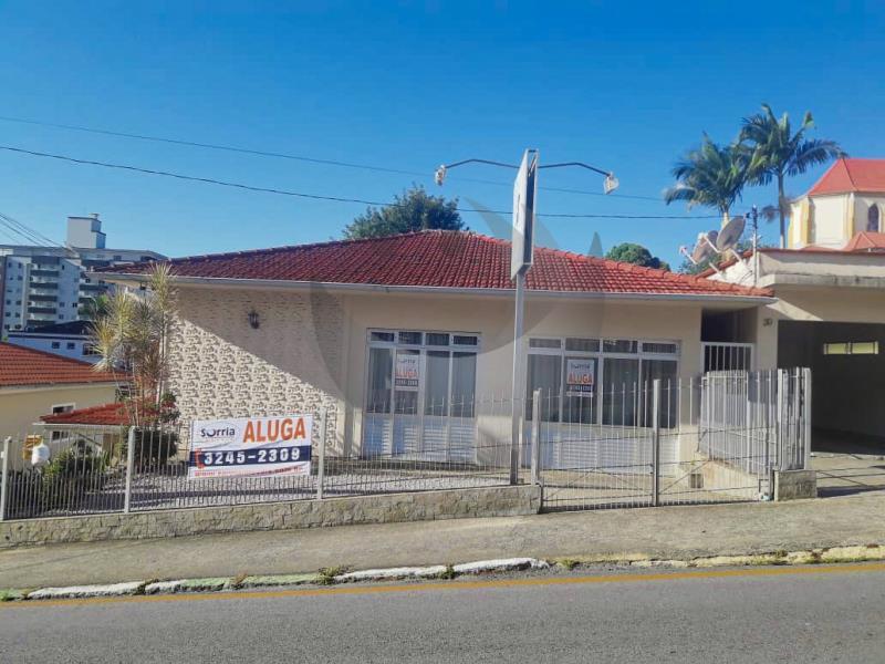 Casa Código 2006 para Alugar  no bairro Centro na cidade de Santo Amaro da Imperatriz
