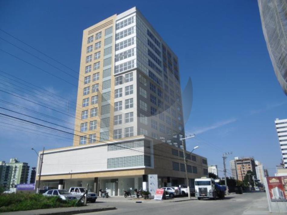Sala Código 2192 para Alugar Comercial City Office Square no bairro Pagani na cidade de Palhoça