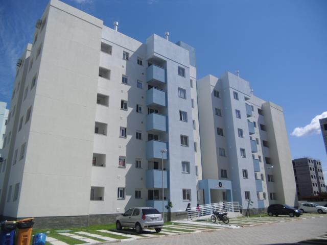 Apartamento Código 2271 a Venda no bairro Bela Vista na cidade de Palhoça Condominio residencial bosque das estações