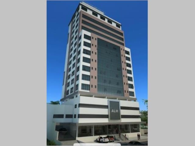 Sala Código 2365 a Venda no bairro Pagani na cidade de Palhoça Condominio centro empresarial alm