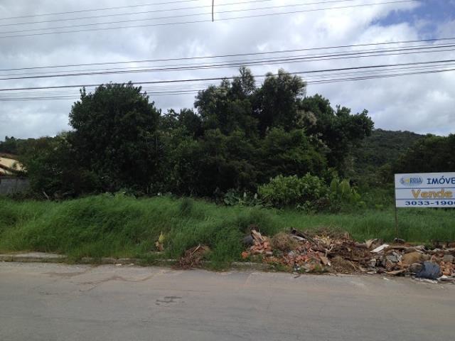 Terreno Código 2457 a Venda no bairro Sertão do Maruim na cidade de São José Condominio