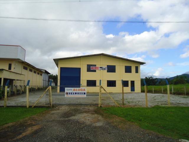Galpão Código 2510 para alugar no bairro São Francisco na cidade de Santo Amaro da Imperatriz Condominio
