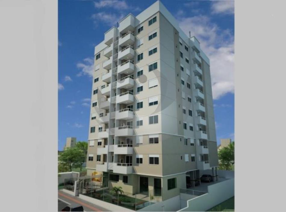 Apartamento Código 2674 a Venda no bairro Barreiros na cidade de São José Condominio residencial san diego