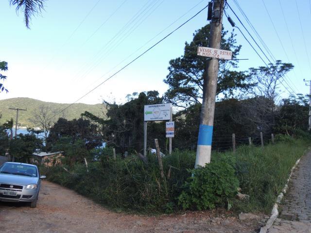 Terreno Código 2685 a Venda no bairro Enseada do Brito (Ens Brito) na cidade de Palhoça Condominio