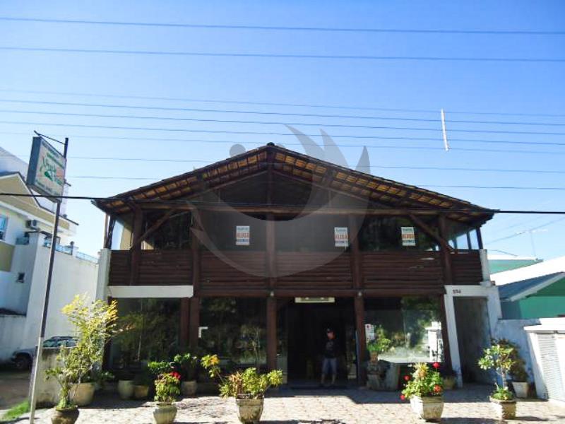 Sala Código 2741 para alugar no bairro Centro na cidade de Santo Amaro da Imperatriz Condominio