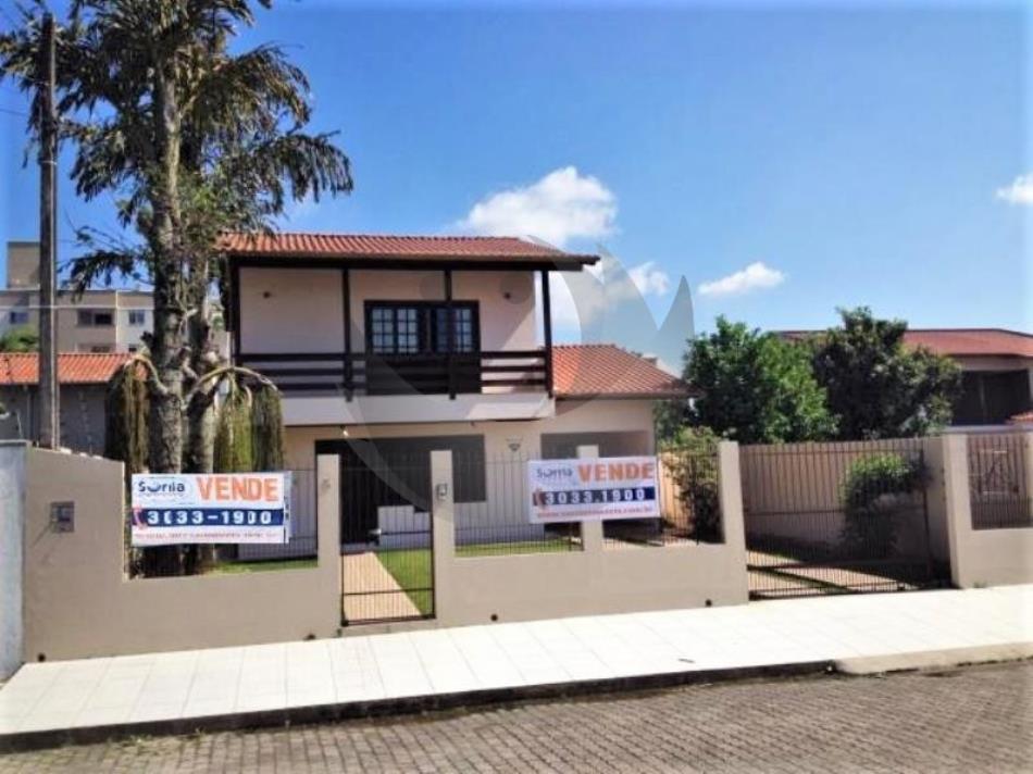Casa Código 2754 a Venda no bairro Centro na cidade de Palhoça Condominio