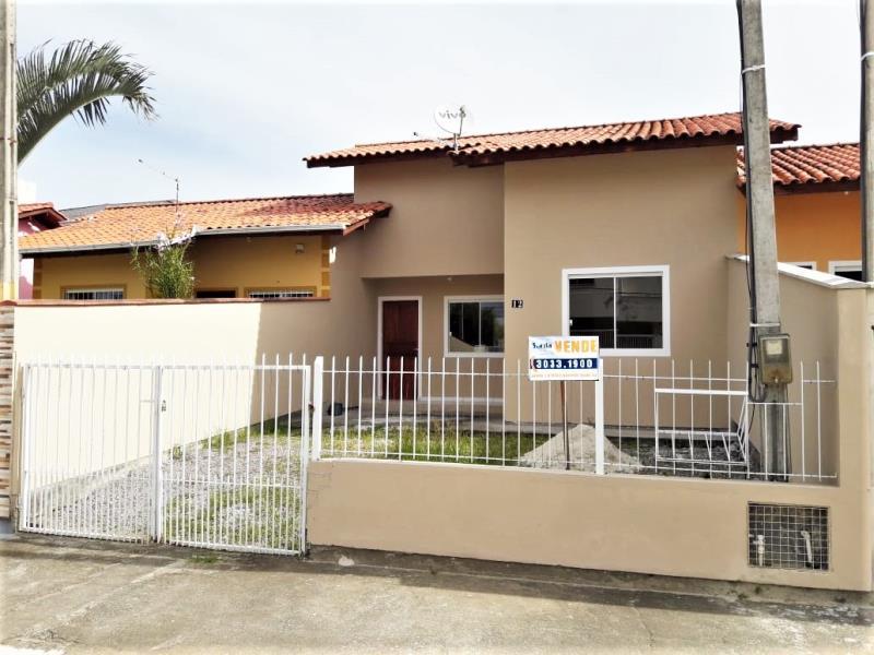 Casa Código 2842 a Venda  no bairro Pachecos na cidade de Palhoça