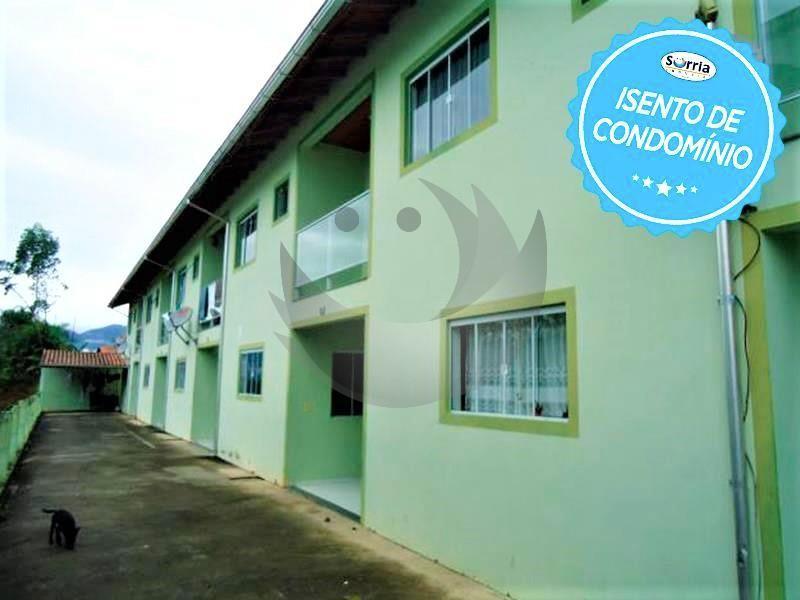 Casa Código 2860 para alugar no bairro Centro na cidade de Santo Amaro da Imperatriz Condominio