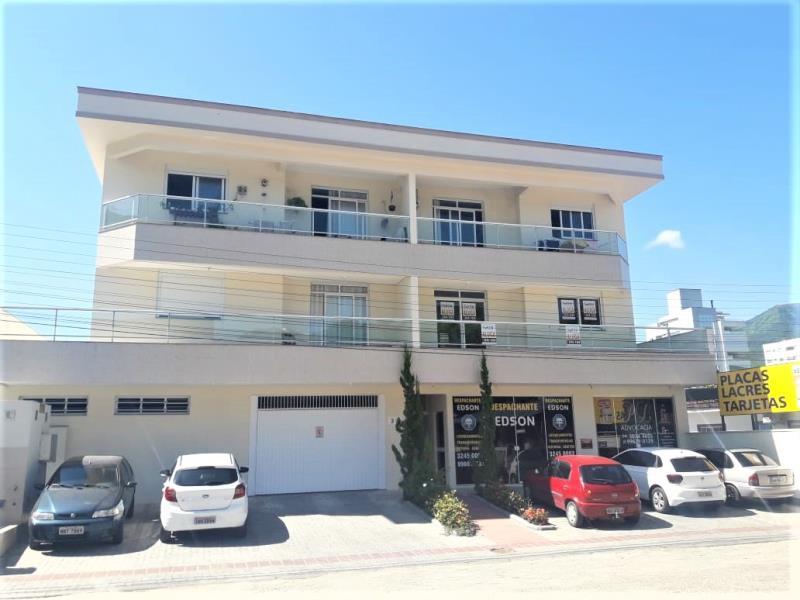 Apartamento Código 2892 para alugar no bairro Centro na cidade de Santo Amaro da Imperatriz Condominio edificio agape