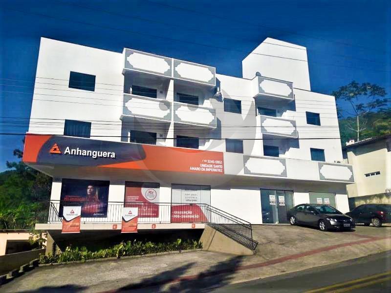 Apartamento Código 3065 para alugar no bairro Centro na cidade de Santo Amaro da Imperatriz Condominio bilula residencial