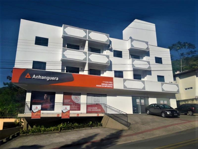 Apartamento Código 3066 para alugar no bairro Centro na cidade de Santo Amaro da Imperatriz Condominio