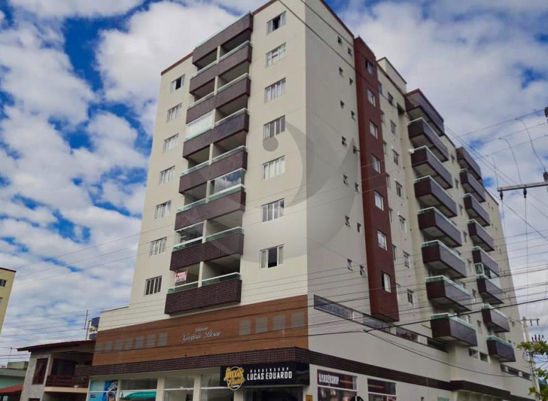 Apartamento Código 3142 para alugar no bairro Centro na cidade de Santo Amaro da Imperatriz Condominio residencial gregório besen