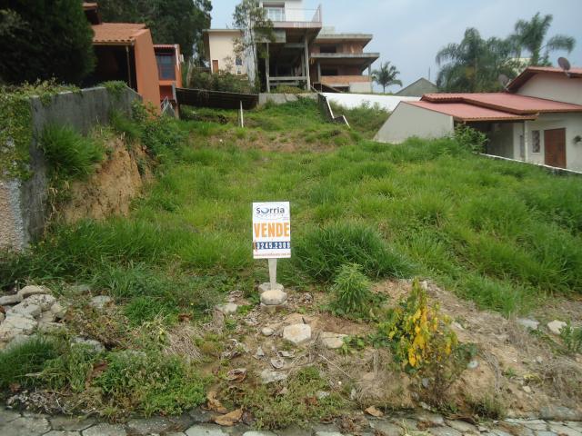 Terreno Código 3180 a Venda no bairro São Francisco na cidade de Santo Amaro da Imperatriz Condominio loteamento tereza cristina
