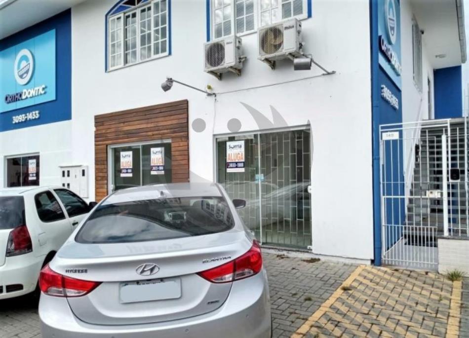 Sala Código 3195 para alugar no bairro Centro na cidade de Palhoça Condominio
