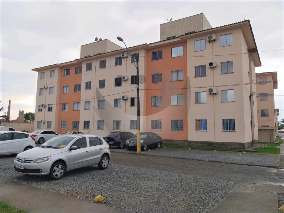 Apartamento Código 3300 para alugar no bairro Pacheco na cidade de Palhoça Condominio residencial cambirela