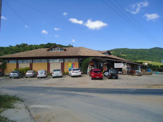 Ponto Comercial Código 3421 para alugar no bairro Pagará na cidade de Santo Amaro da Imperatriz Condominio