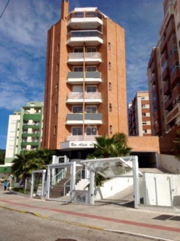 Apartamento Código 3455 a Venda no bairro Córrego Grande na cidade de Florianópolis Condominio residencial alícia e luana