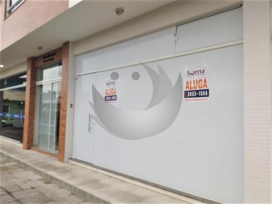 Sala Código 3473 para alugar no bairro Pagani na cidade de Palhoça Condominio centro comercial dona enedite