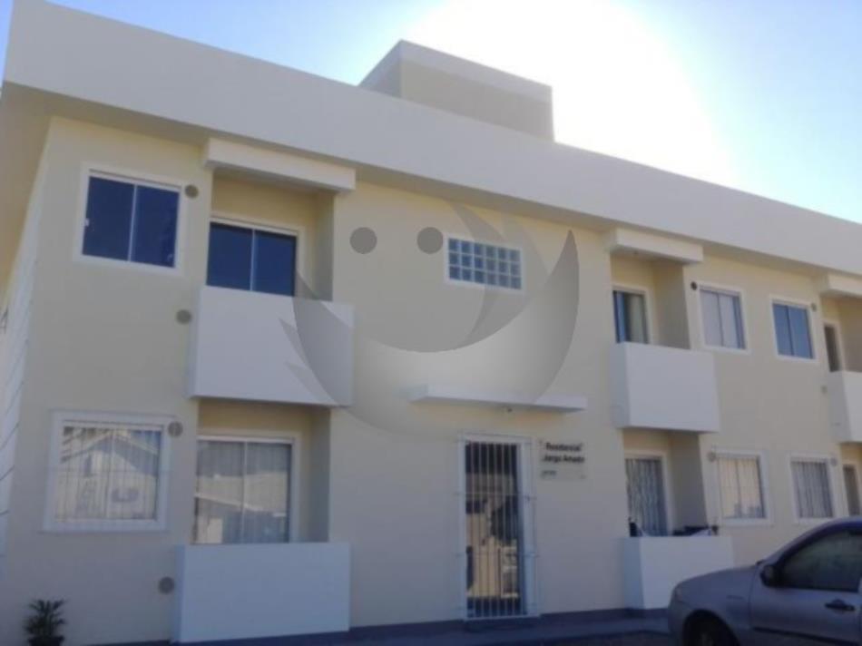 Apartamento Código 3482 a Venda no bairro Aririu na cidade de Palhoça Condominio edifício jorge amado