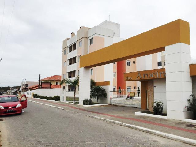 Apartamento Código 3637 a Venda no bairro Barra do Aririú na cidade de Palhoça Condominio condomínio residencial solar das aroeiras