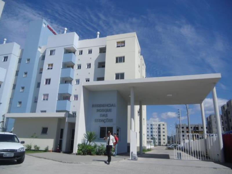 Apartamento Código 3692 a Venda no bairro Bela Vista na cidade de Palhoça Condominio residencial bosque das estações