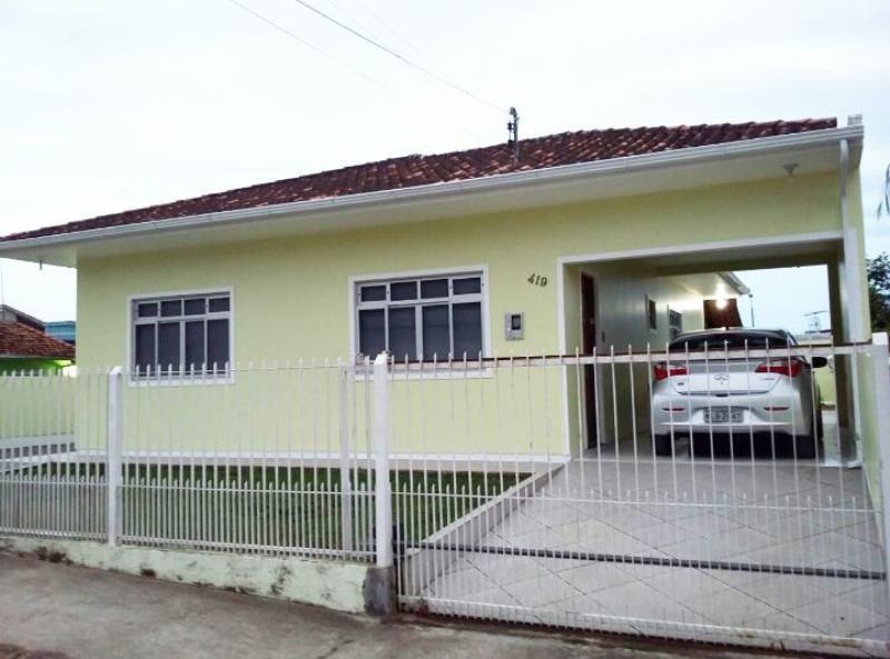 Casa Código 3738 a Venda no bairro Aririu na cidade de Palhoça Condominio
