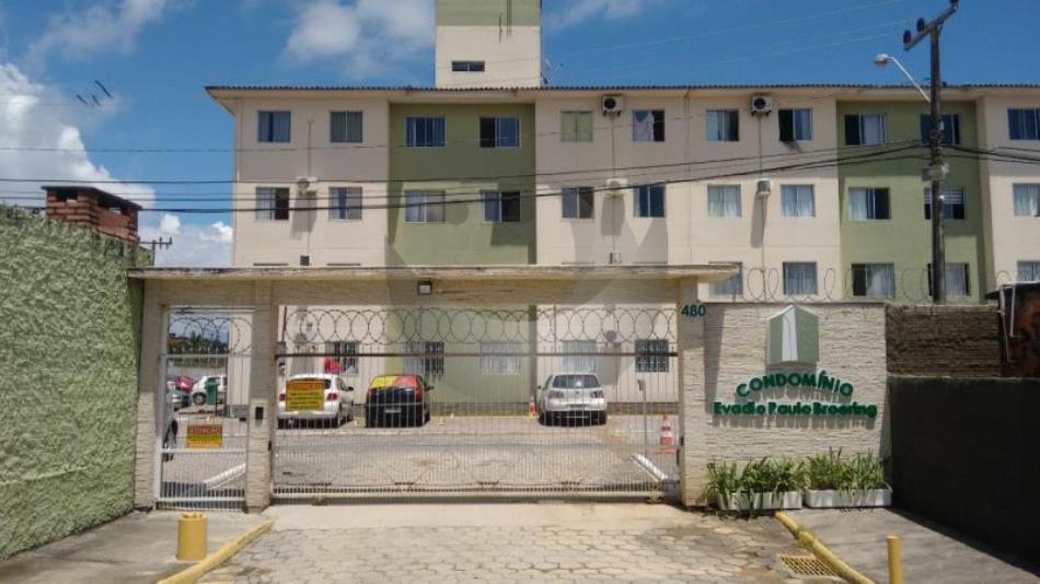 Apartamento Código 3788 a Venda no bairro Pacheco na cidade de Palhoça Condominio conjunto habitacional evádio paulo broering