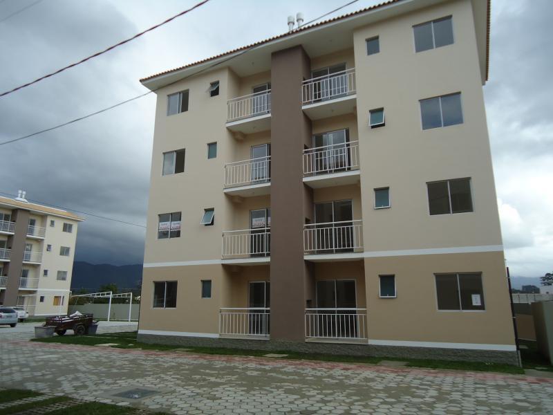 Apartamento Código 3843 para alugar no bairro Pagará na cidade de Santo Amaro da Imperatriz Condominio residencial palmas da imperatriz