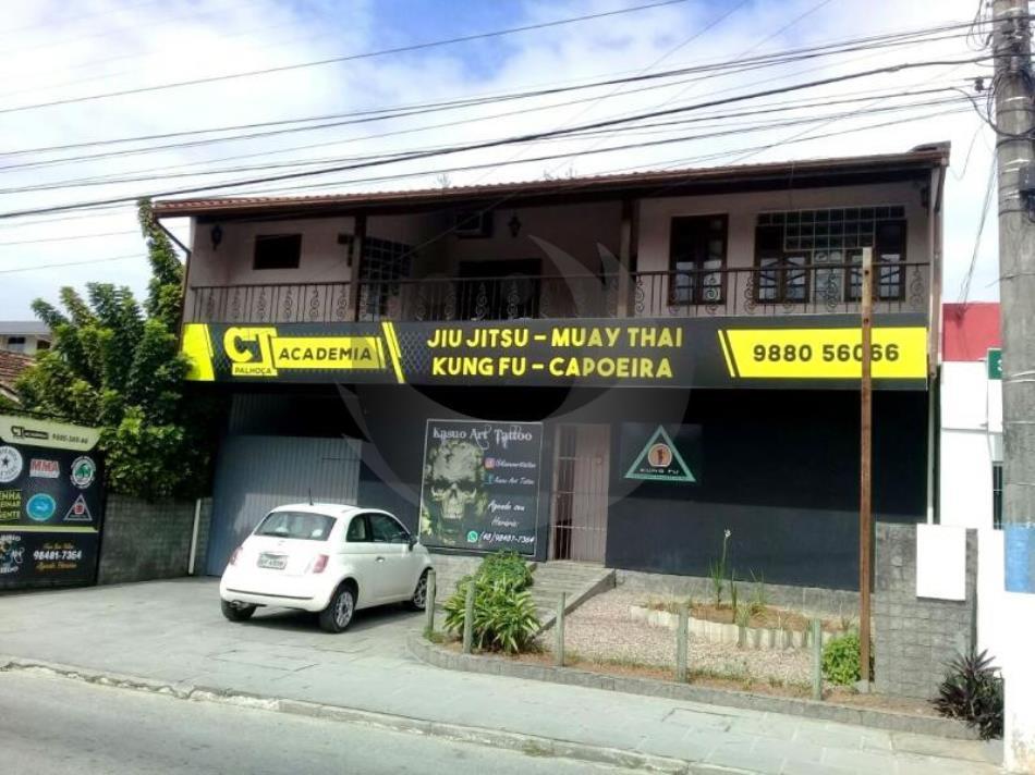 Sala Código 3862 a Venda no bairro Centro na cidade de Palhoça Condominio