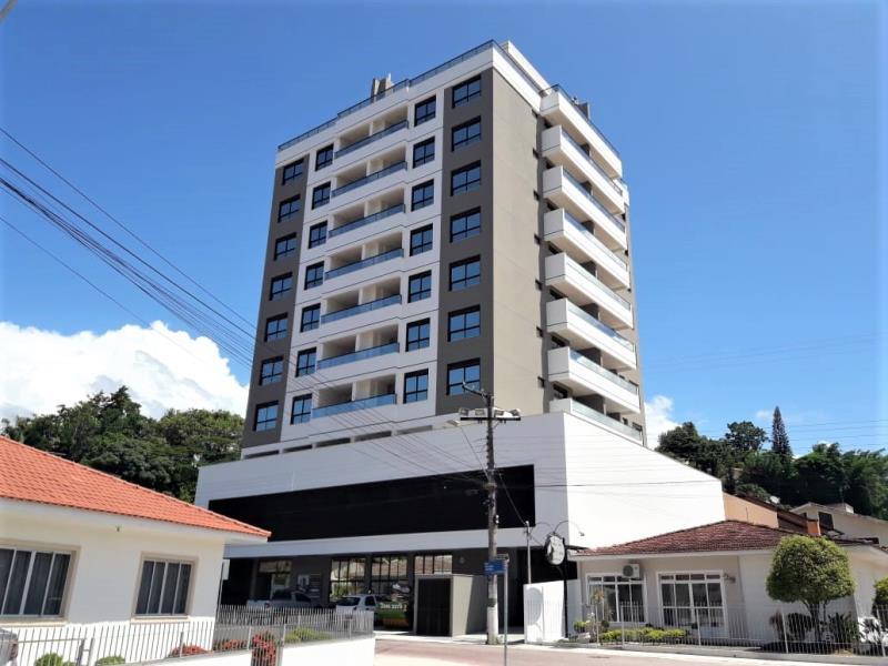 Apartamento Código 3886 a Venda Edificio Flamingo no bairro Centro na cidade de Santo Amaro da Imperatriz