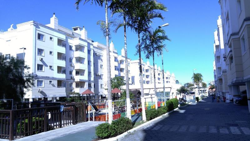 Apartamento Código 3898 a Venda no bairro Passa Vinte na cidade de Palhoça Condominio recanto dos sonhos