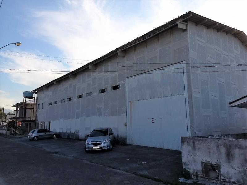Galpão Código 3923 a Venda no bairro Barra do Aririú na cidade de Palhoça Condominio