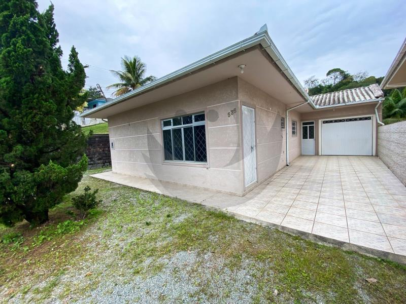 Casa Código 3997 para alugar no bairro Fabricio na cidade de Santo Amaro da Imperatriz Condominio