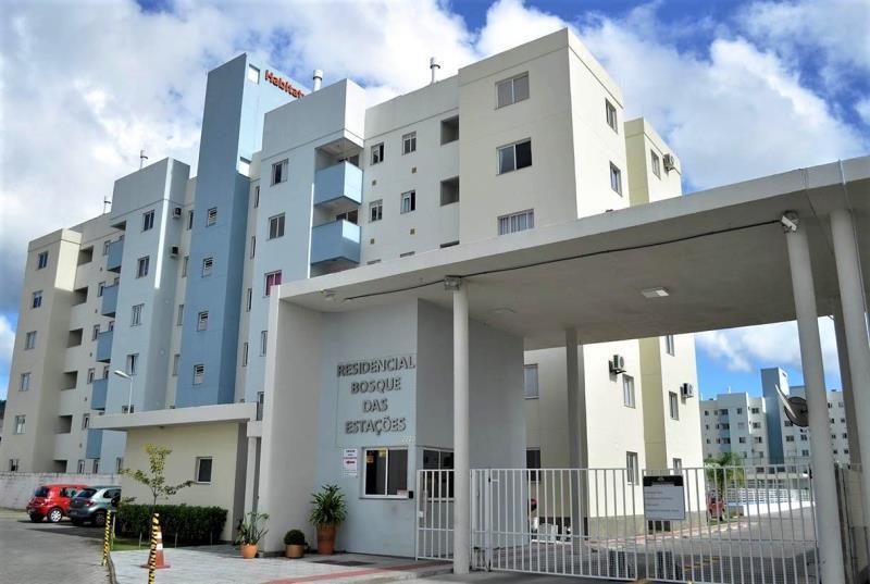 Apartamento Código 4033 a Venda no bairro Bela Vista na cidade de Palhoça Condominio residencial bosque das estações