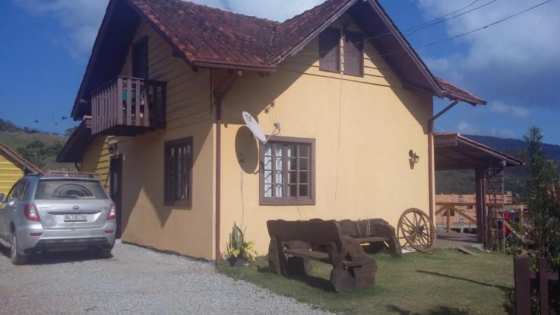 Casa Código 4068 a Venda no bairro Pagará na cidade de Santo Amaro da Imperatriz Condominio pagará country
