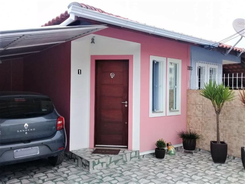 Casa Código 4077 a Venda no bairro São Sebastião na cidade de Palhoça Condominio