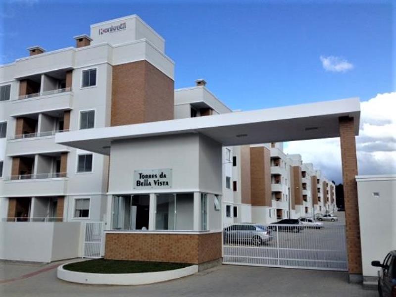 Apartamento Código 4100 a Venda no bairro Bela Vista na cidade de Palhoça Condominio residencial torres do bella vista